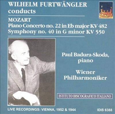 Wilhelm Furtwängler Conducts Mozart