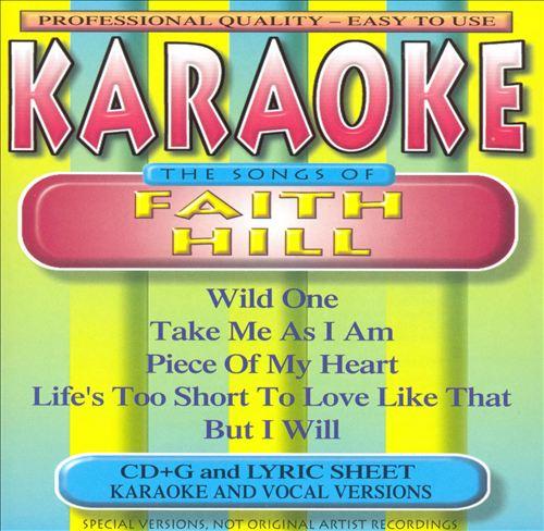 Songs by Faith Hill
