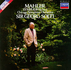 Mahler: Symphony No. 1 [1983 Recording]