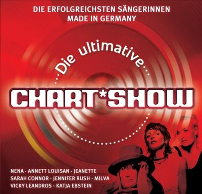 Ultimative Chartshow: Sangerinnen Made in Germany