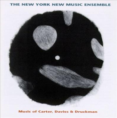 Chamber Music of Carter Davies & Druckman