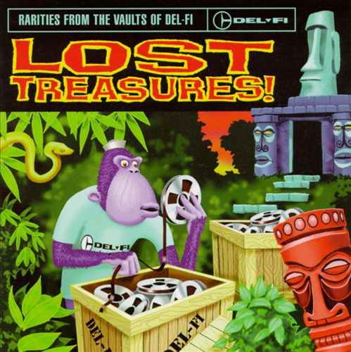 Lost Treasures! Rarities From the Vaults of Del-Fi