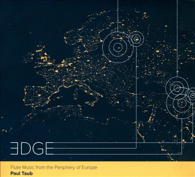 Edge: Flute Music from the Periphery of Europe