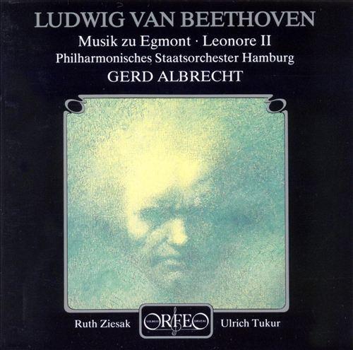 Beethoven: Egmont/Leonore 2