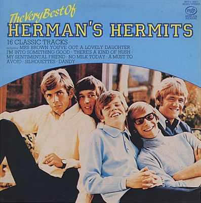 The Very Best of Herman's Hermits [Music for Pleasure 1984]