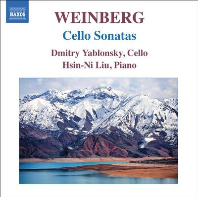 Weinberg: Cello Sonatas