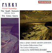 Parry: Soul's Ransom; Lotos Eaters