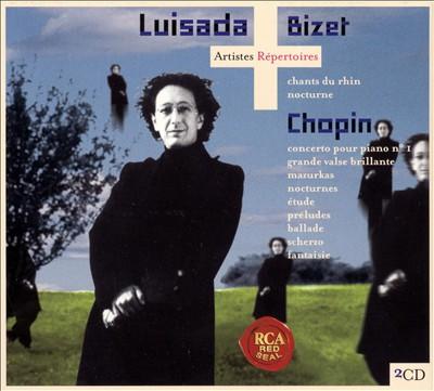 Luisada plays Bizet & Chopin