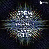 托马斯·塔利斯:Spem in Alium;James Macmillan:Vidi Aquam
