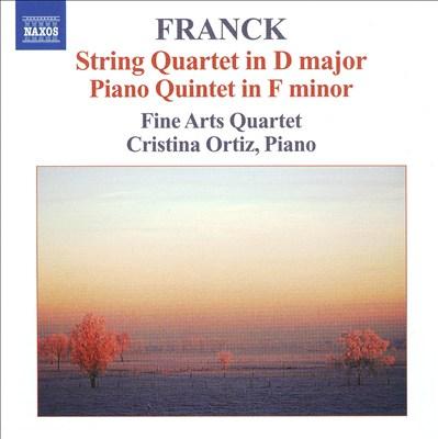 Franck: String Quartet; Piano Quintet
