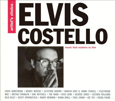 Artist's Choice: Elvis Costello