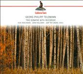 Telemann: Trio Sonatas with Recorder