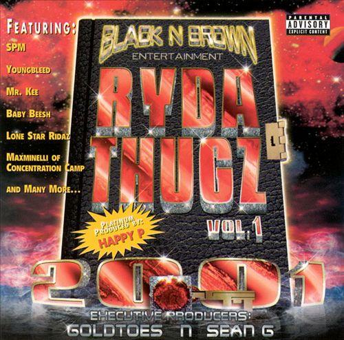 Ryda Thugz, Vol. 1
