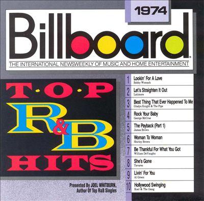 Billboard Top R&B Hits: 1974