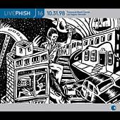 Live Phish, Vol. 16: 10/31/98, Las Vegas