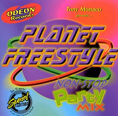 Presents Planet Freestyle