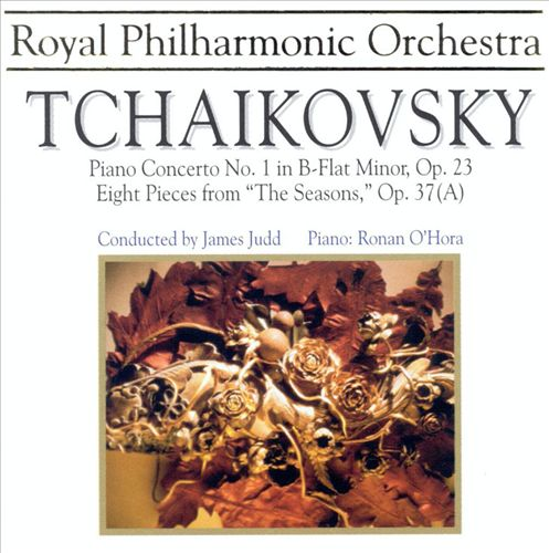 Tchaikovsky: Piano Concerto No. 1 in B-Flat Minor, Op. 23; Eight Pieces from
