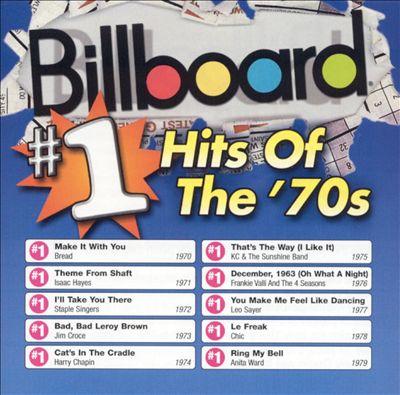 Billboard #1 Hits of the '70s