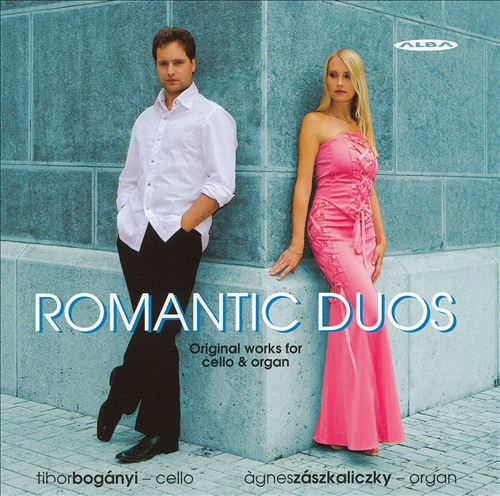 Romantic Duos: Original works for cello & organ