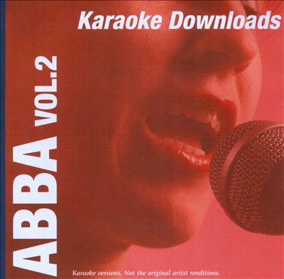 Karaoke Downloads: Abba, Vol. 2