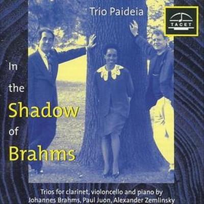 In the Shadow of Brahms: Trios by Brahms, Juon, Zemlinsky
