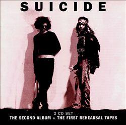 Suicide: Alan Vega/Martin Rev