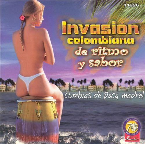 Invasion Colombiana de Ritmo y Sabor