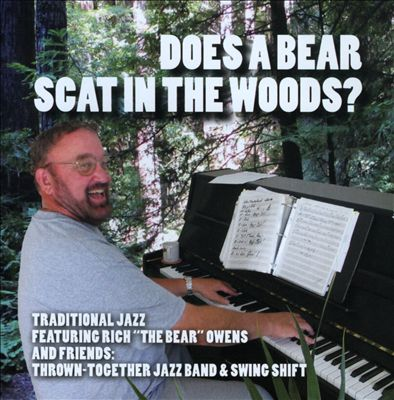 Does A Bear Scat In The Woods?