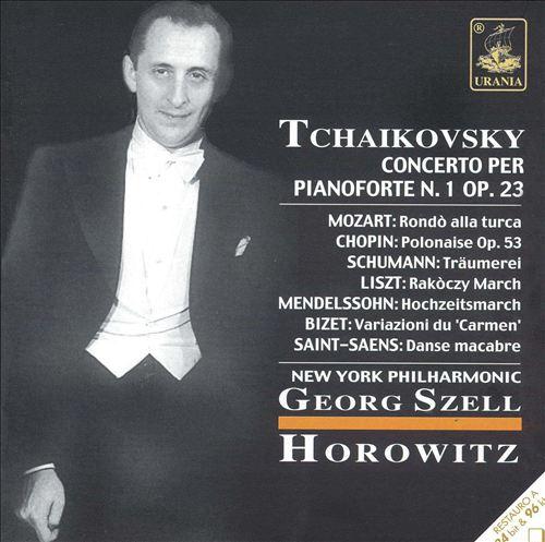 Horowitz Interprets Tchaikovsky, etc.