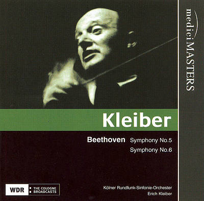 Beethoven: Symphony No. 5; Symphony No. 6