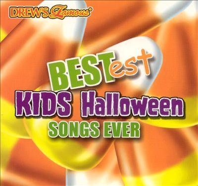 Drew's Famous Bestest Kids Halloween Songs
