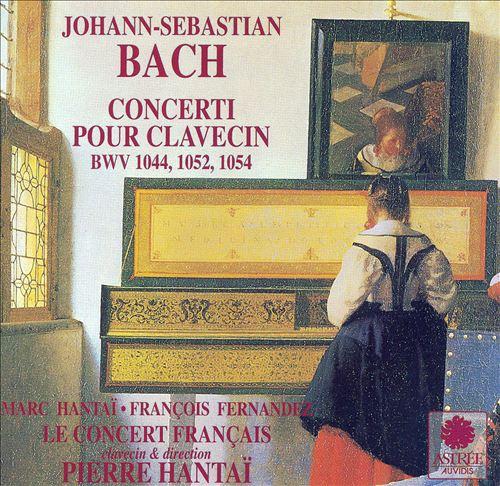 Bach: Harpsichord Concertos BWV 1044, 1052, 1054