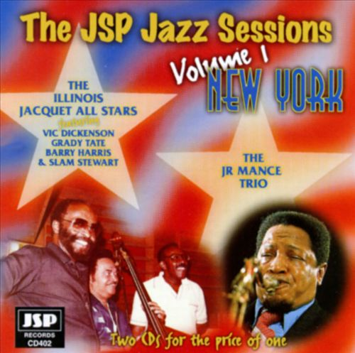 JSP Jazz Sessions, Vol. 1: New York