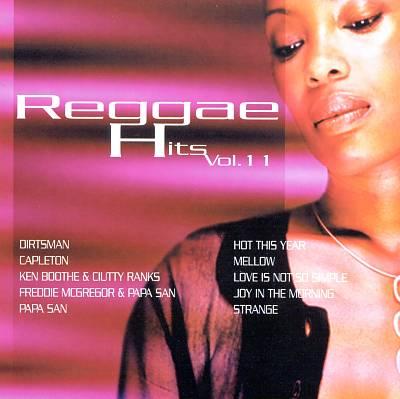 Reggae Hits, Vol. 11 [2001]