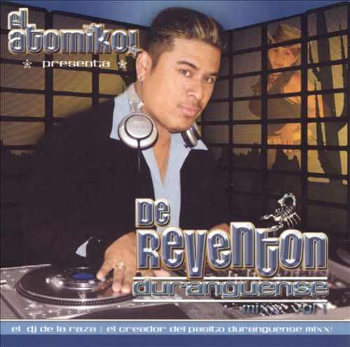 De Revention Duranguense Mixx, Vol. 1