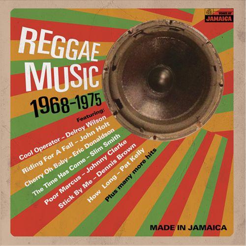 Reggae Music 1968-1975