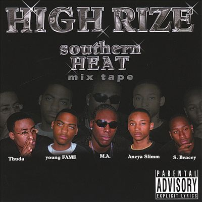 High Rize: Southern Heat Mixtape