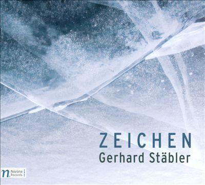 Gerhard Stäbler: Zeichen