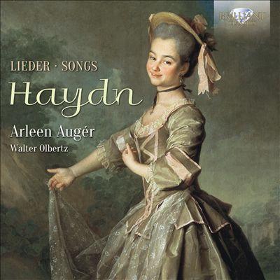 Haydn: Lieder; Songs