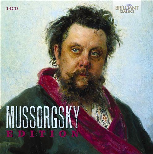 Mussorgsky Edition