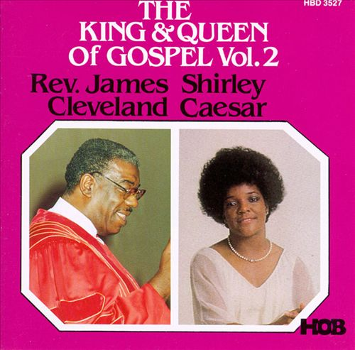 The King & Queen of Gospel, Vol. 2