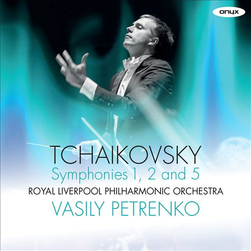 Tchaikovsky: Symphonies 1, 2 and 5