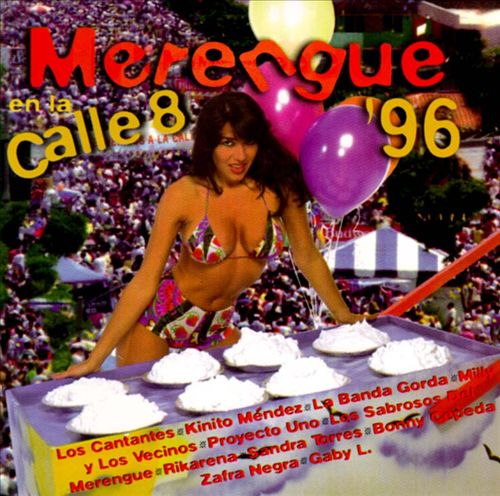 Merengue en la Calle 8 '96