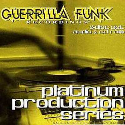 Platinum Series: Sound Effects, Vol. 3