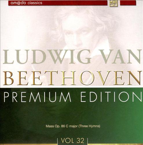 Beethoven: Premium Edition, Vol. 32