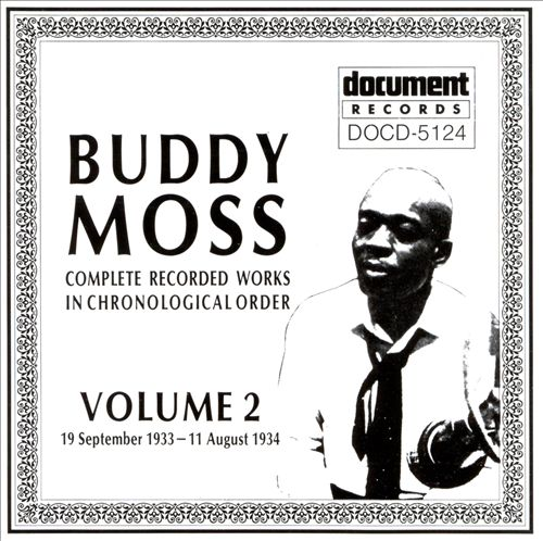 Complete Recordings, Vol. 2: 1933-1934