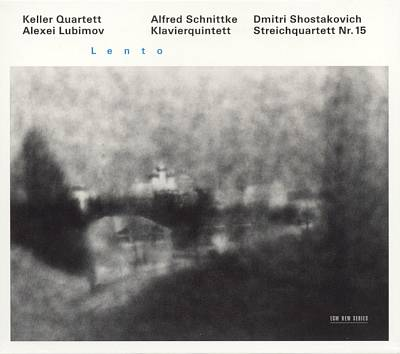 Alfred Schnittke: Klavierquintett; Shostakovich: Streichquartett Nr. 15, Op. 144