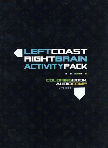 Left Coast Right Brain Activity Pack