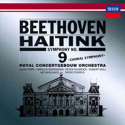 "Beethoven: Symphony No. 9 ""Choral Symphony"" [1987]"