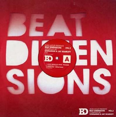 Beat Dimensions Vol. 2 - EP 1